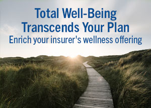 Total Well-Being Transcends Your Insurer's Plan